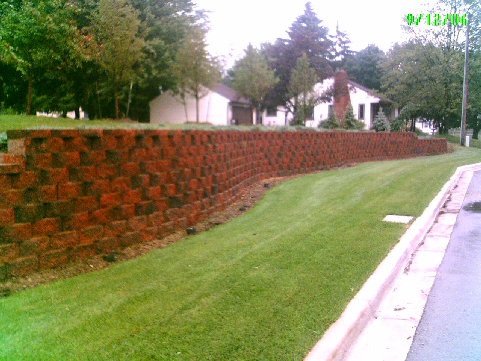 block retaining wall - Retaining Wall Blocks Design
